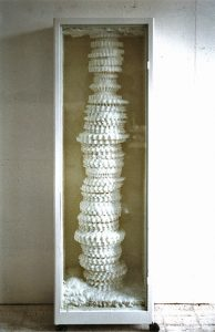Cabinet, 2000, Wachs, Medizinschrank - Wolfgang Stiller